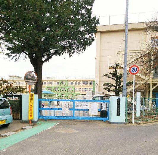 鎌ケ谷市立東部小学校(周辺)