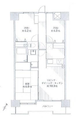 間取図(間取)