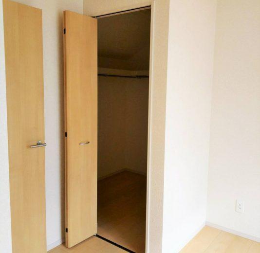 7.5帖寝室ウォークインクローゼット(寝室)