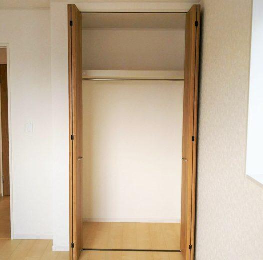 5.8帖洋室クローゼット(子供部屋)