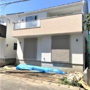 新築分譲住宅:松戸市西馬橋7号棟 全7棟