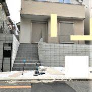 新築分譲住宅:東中新宿3期1号棟