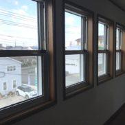 LDKには小窓もついてます