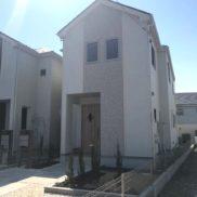 新築分譲住宅:新八柱1号棟