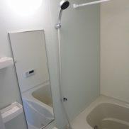 清潔感のある浴室!浴室乾燥機付で雨の日も安心です(風呂)