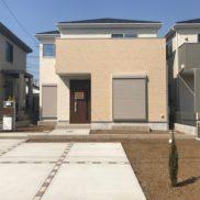 新築分譲住宅:流山市第2平和台 1号棟